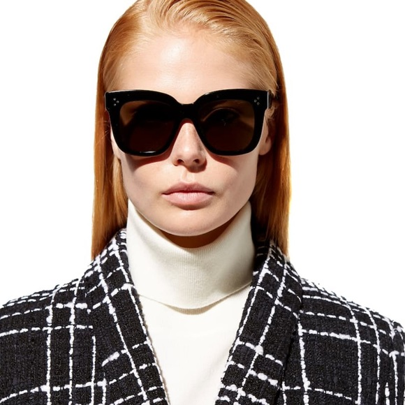 239dedcf37b Celine Accessories - Celine 41444 s Kim Sunglasses